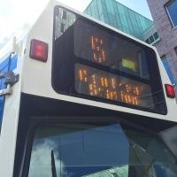 Route van tram 5 ingekort door technisch defect