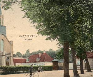 Amstelveen: van onbeduidend kerkdorpje tot bloeiende voorstad