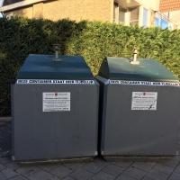 Bezwaar tegen ondergrondse afvalcontainers levert niets op