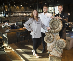 Ammonite Club Restaurant: Fine dining is a way of life