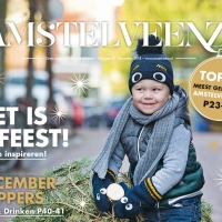 December-editie AmstelveenZ Magazine is uit