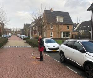 Amstelveen prijst straatjesvegers