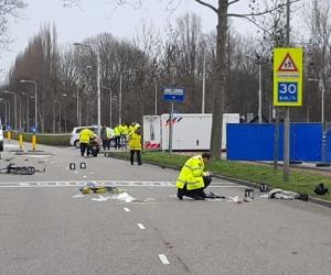 Uitvoerig onderzoek naar ernstig ongeval Sportlaan
