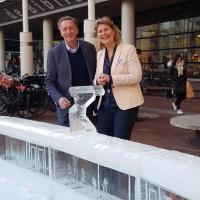 Veel belangstelling voor 'Amstelveen Under Construction'