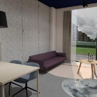 Aparthotel Cityden The Garden in Stadshart geopend